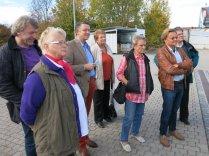 Links: Seniorchefin Otti Hörndl