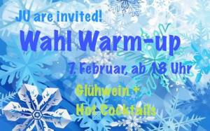 JU Forstinning Wahl Warm-up Einladung