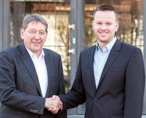 Arnold Schmidt und Rupert Ostermair