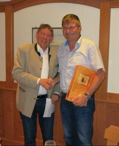 CSU Forstinning OV Mai 2016 Dank an Hubert
